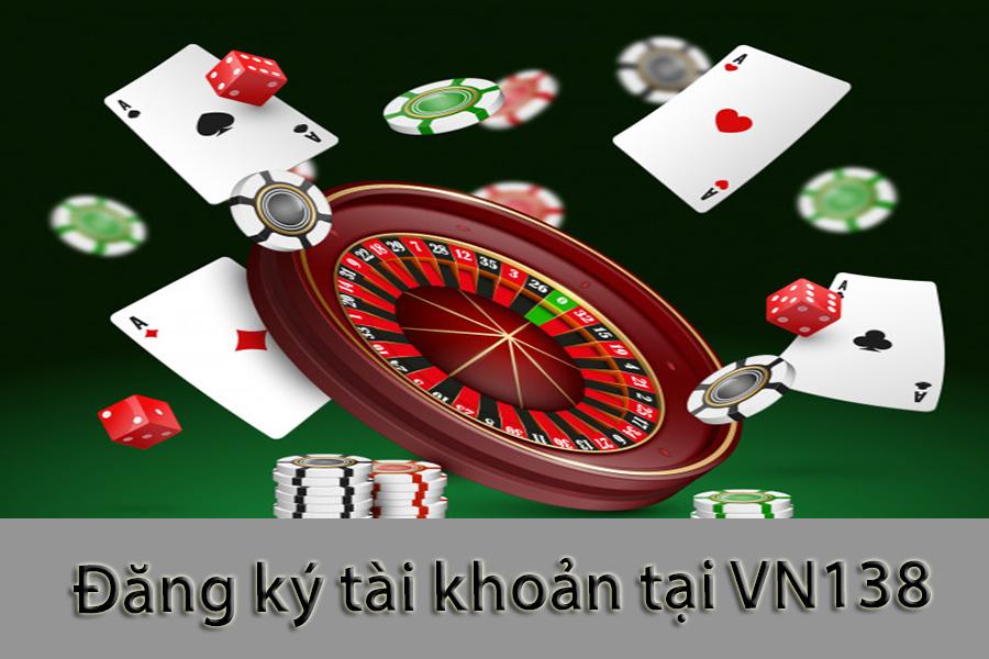 Hướng dẫn đăng ký tài khoản tại VN138