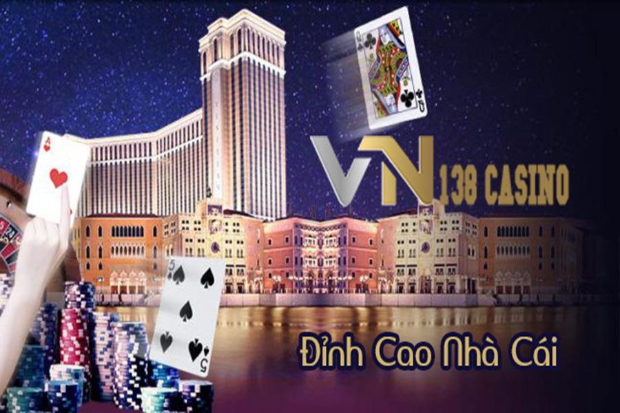 Trang mạng cá cược Casino trực tuyến VN138